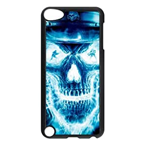Ipod Touch 5 Phone Case for Ghost pattern design GQ5G71872