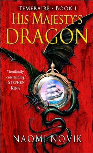 Image result for his majesty's dragon