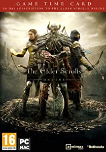 The Elder Scrolls Online - 60 Day Game Time Card (Pc Dvd) [Importación Inglesa]
