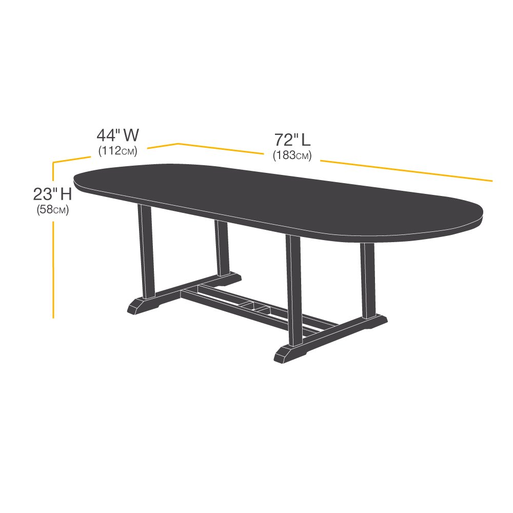 Amazon.com : AmazonBasics Dining Table Patio Cover - 72-Inch : Garden &  Outdoor - Amazon.com : AmazonBasics Dining Table Patio Cover - 72-Inch