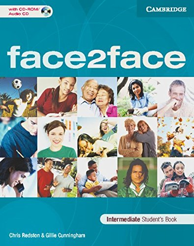 face2face / Student's Book with CD-ROM. Intermediate