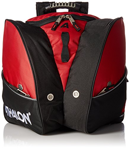 [Athalon Tri-Athalon Kids Boot Bag, Red] (Next Kids Boots)