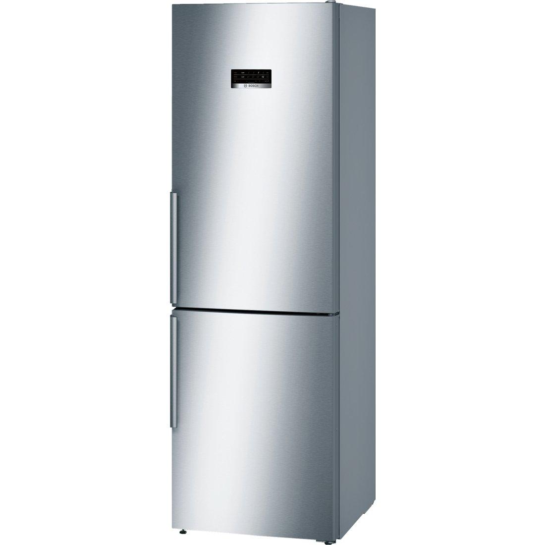 Bosch Serie 4 KGN36XI35 nevera y congelador Independiente Acero ...