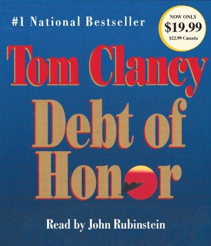 Debt of Honor (A Jack Ryan Novel)