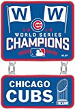 Chicago Cubs 2016 World Series Champions Pin Dangler 13317