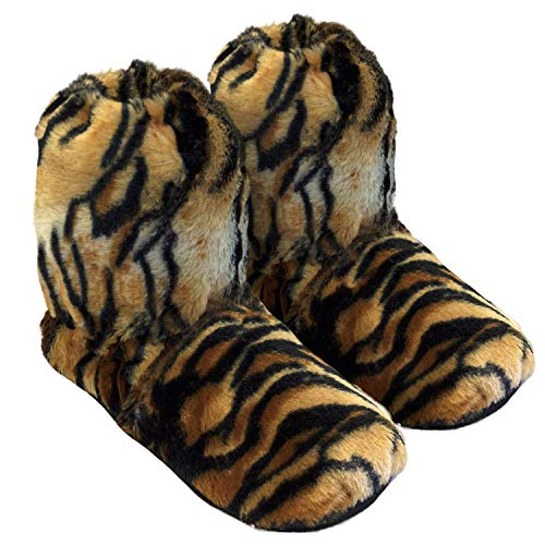 In PantofolaScaldapiedi Thermo Altezza Sox Microonde Originale Una Tigre Di CalzaRiscaldate LzqVSUMpG