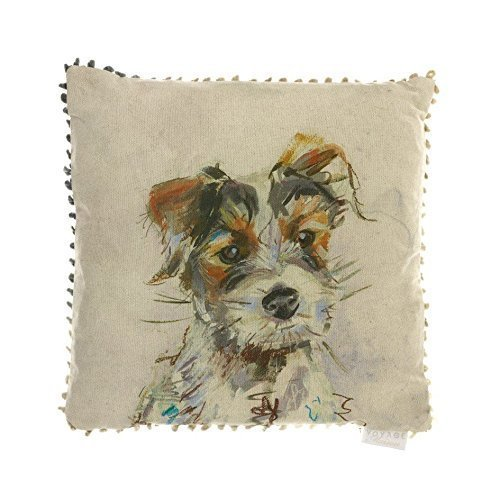 Voyage Maison - Dogs Cushion - Baxter 43 x 43 cm by Voyage Maison