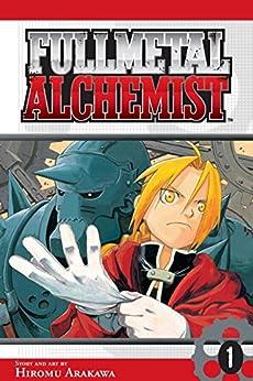 Full Metal Alchemist by hiromu Arakawa