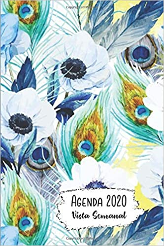 Agenda 2020 Vista Semanal: 12 Meses Programacion ...