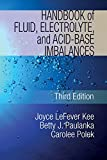 img - for Handbook of Fluid, Electrolyte and Acid Base Imbalances (Nursing Reference) book / textbook / text book