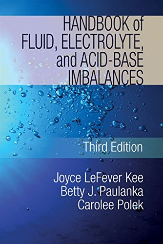 Acid Base Imbalance (Handbook of Fluid, Electrolyte and Acid Base Imbalances (Nursing Reference))