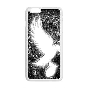 Happy White Bird Hot Seller Stylish Hard Case For Iphone 6 Plus