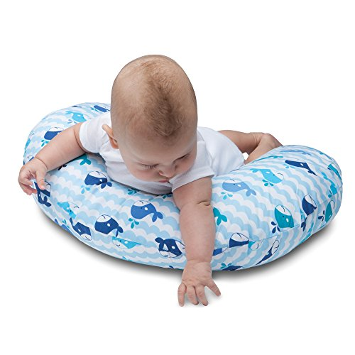 The Boppy Pillow: Boppy Nursing Pillow and Positioner - Bare Naked