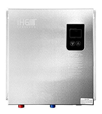 Iheat Electric Tankless Water Heater Model AHS27-D by iHeat