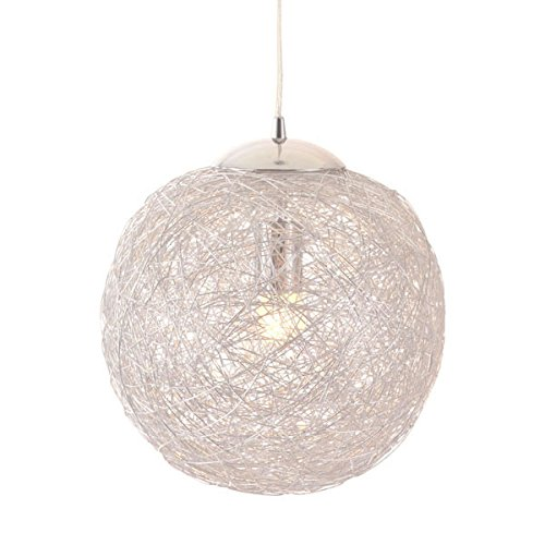 Zuo 50082 Opulence Ceiling Lamp, Aluminum by Zuo (Image #5)