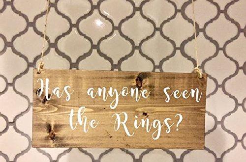 PotteLove Happily Ever After/Ring Bearer Sign/Flower Girl Sign/Wedding Entrance/Wedding Ceremony/Wedding Sign/Rustic Wedding