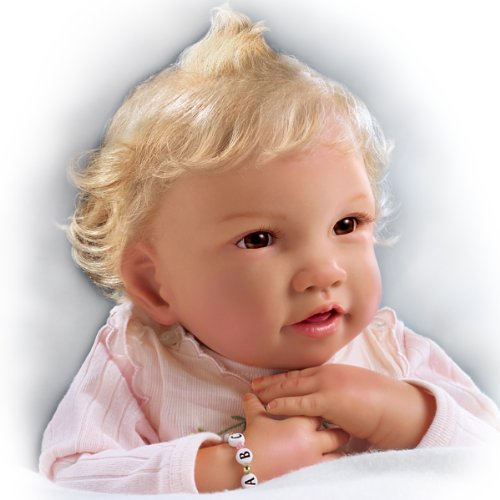 Waltraud Collectible Lifelike Ashton Drake product image