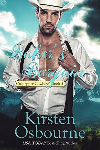 - Baker's Bargain (Culpepper Cowboys Book 5)