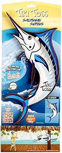 UPC 852681917395, Tiki Toss SALTSMAN Series Marlin Toss Game