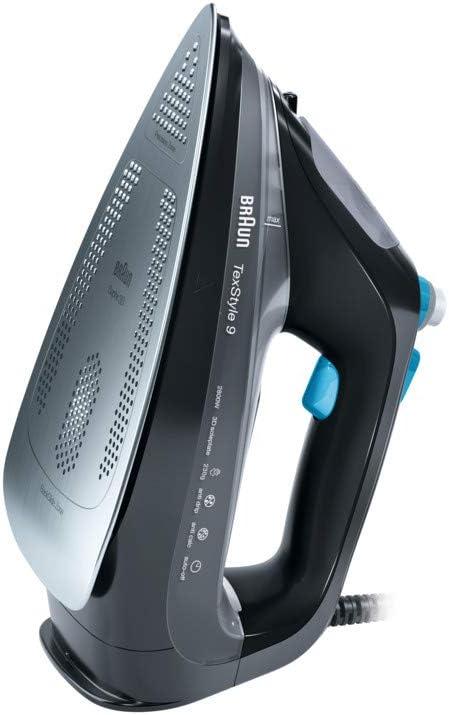 Braun Hogar SI 9188 - Plancha, 2800 W, Negro
