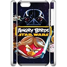angry birds trilogy iPhone 6 4.7 Inch Cell Phone Case 3D White yyfD-019034