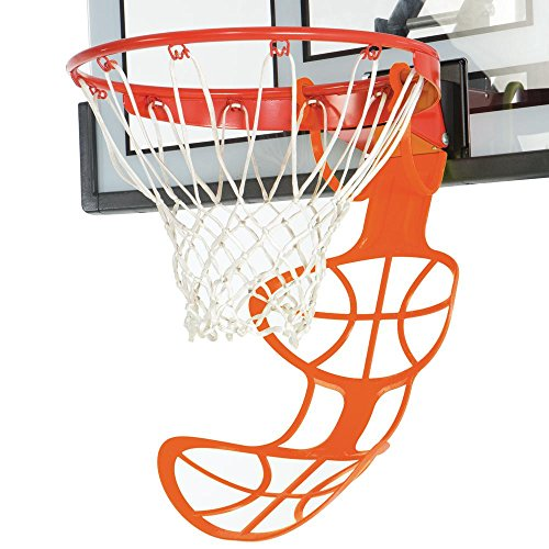 Lifetime Hoop Chute 26.6 in. Basketball Return Accessory in Orange – DiZiSports Store