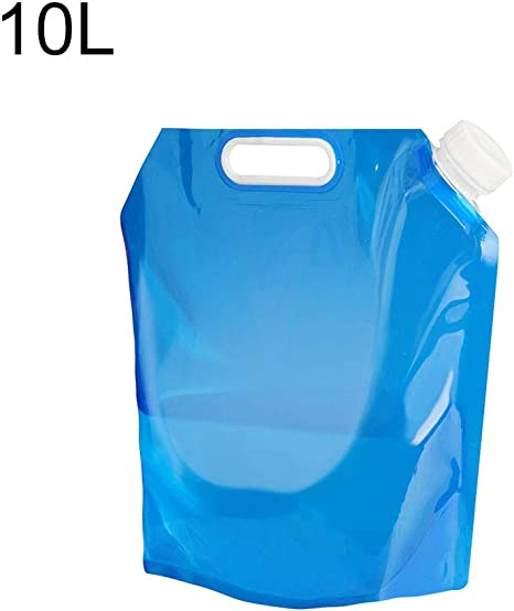Water Carrier 5L // 10L Foldable Water Storage Carrier Bag Water Tank for Camping Hiking Fishing Climbing Picnic BBQ Travel Outdoor Use Portable Picnic Collapsible /& Portable Water Container ABRUS/®- Folding Water Bucket