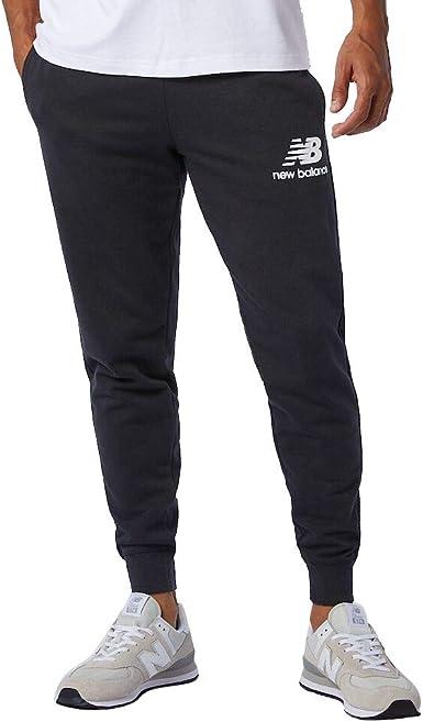 New Balance Pantalon De Chandal Algodon Hombre Talla X Small Amazon Es Ropa Y Accesorios