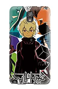 For Galaxy Note 3 Tpu Phone Case Cover World Trigger Chapter 1
