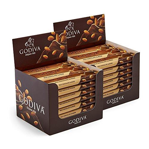 Godiva Chocolatier Small Chocolate Almond