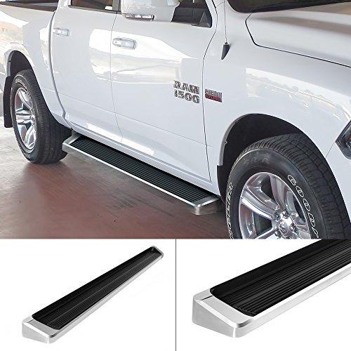 Q Power GMC10 2014 4DOOR Dual 10-Inch Custom Fit Speaker Box for GM//Chevy Crew Cab 4-Door Trucks 2014