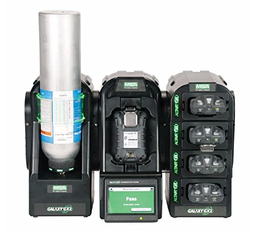 Msa 10128688 Galaxy Gx2 Automated Test System  Altair 4 Altair 4X  Charger  1 Valve