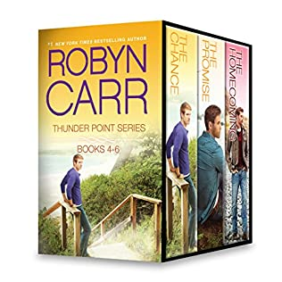 book cover of Thunder Point Series Books 4-6