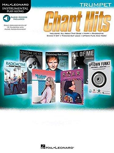 Chart Hits: Trumpet (Hal Leonard Instrumental ()
