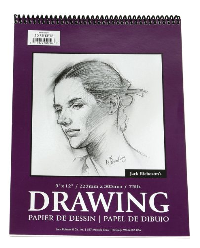 12 x 18 drawing pad - 8