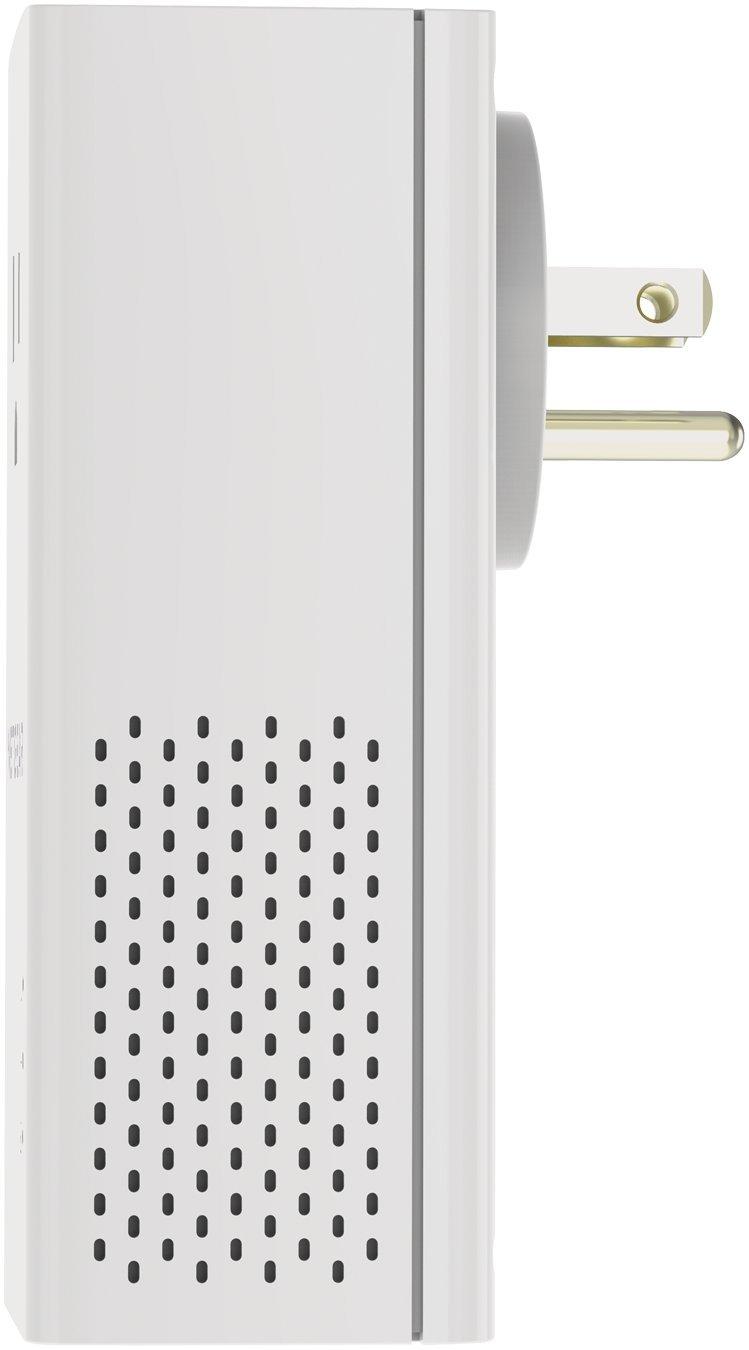 NETGEAR PowerLINE 1200 Mbps, 1 Gigabit Port with Pass-Through, Extra Outlet (PLP1200-100PAS) by NETGEAR (Image #6)