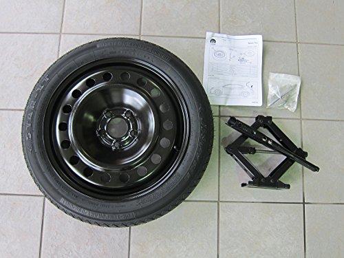 Dodge Dart Emergency Spare Tire Wheel & Jack Kit (in trunk) Mopar OEM