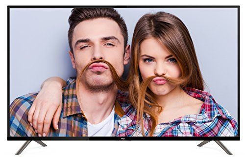 TCL U40S6906 102 cm (40 Zoll) Fernseher (Ultra HD, Triple Tuner DVB-T2 HEVC H.265, Smart TV)