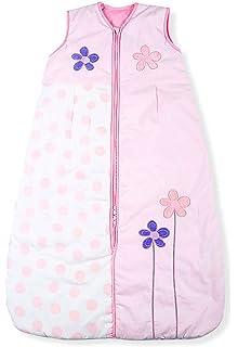 Sacos de Dormir para Bebé, Flores Lindas, Kiddy Kaboosh Varios Tamaños, Peso de