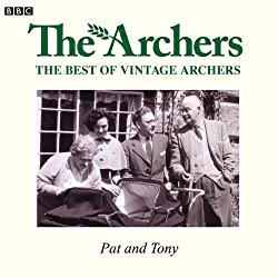 Vintage Archers: Pat and Tony