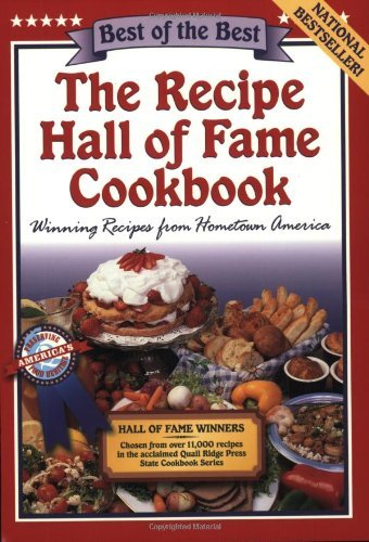 (The Recipe Hall of Fame Cookbook: Winning Recipes from Hometown America by Gwen McKee (1999-10-14))