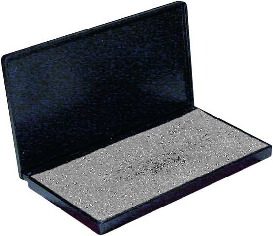 Charles Leonard Foam Stamp Pad, Large, 3.25 x 6.25 Inches, Un-Inked (92610)