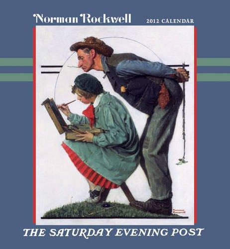 Norman Rockwell 2012 Calendar (Wall Calendar)