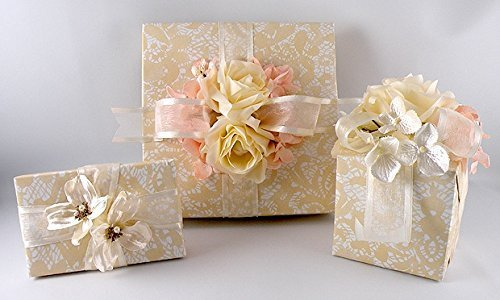 by The Gift Box Luxury Beauty & Spa Bath Towel Hamper - stunning Gift Wrapped