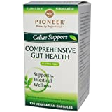 Pioneer Nutrition Gut Health Nutritional Supplements, 120 Count