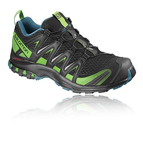 Lagoon Lime deep 3d Black Lime Trail deep onlime Pro Chaussures Noir De black Salomon Xa Homme qz7gw4v