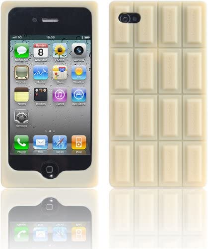iphone 4 bianco cover