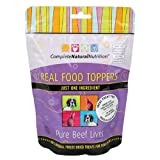 Pure Beef Liver Real Food Toppers 4oz.