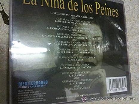 LA NIÑA DE LOS PEINES -SUS MEJORES EXITOS- BULERIAS - SOLEARES ETC- MARIA ISABEL ETC: NIÑA DE LOS PEINES: Amazon.es: Música