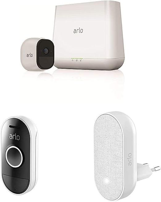 Arlo Pro Smart Home Hd Überwachungskamerasystem Mit Computer Zubehör